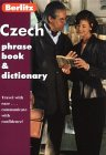 Berlitz Czech Cassette Pack Phrasebook and Dictionary